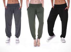 ONLY 3 DAYS LEFT!!!  LivingSocial Shop: Harem Pants - 6 Colors