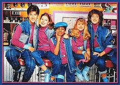 K-I-D-S...Kids Incorporated!!