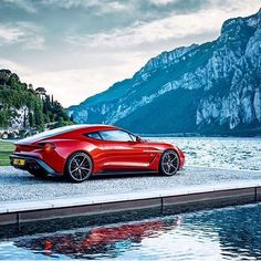 Aston Martin Vanquish Zagato - Yes, it's being made . . but only a strictly…