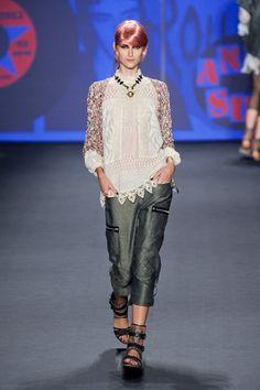 Anna Sui 2013 ss