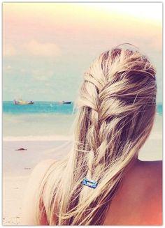 Art Symphony: Sexy Beach Hairstyles