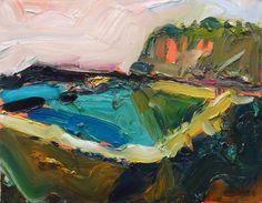 Richard Claremont: Ocean Pool at Werri Beach