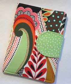 Ereader Cover, made to order, I want one for my Nook!!