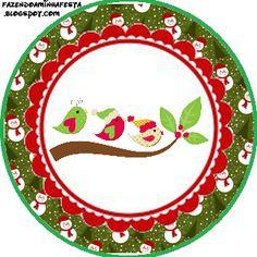 Fazendo a festa: Então é Natal!!