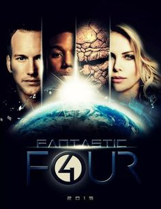 O Quarteto Fantástico ~ Saiba quais livros fizeram sucesso e vieram parar nos cinemas em 2015 | Tudo Mundo ~ tudomundo.com.br