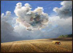 Poul Anker Bech, Danish Painter