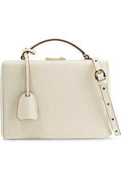 ea60d806b488 Mark Cross - Grace small leather shoulder bag