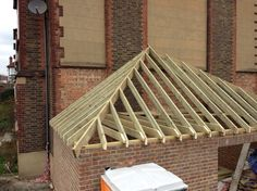 hipped roof streatham