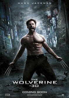 Wolverine - Out 26th Jul in Showcase Cinemas