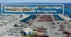 Seair Exim Solutions effective #import_data allow you to find right information about the goods imported in India. We provide you access to the door where you can collect details on Indian importers your find as per the needs and charge them into required #business strategies. Collect information on all Indian importers and other global country like china, United States, Russia, Indonesia, UK, Brazil and Argentina.