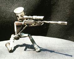 Lulu's creation piston sniper