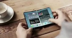 Samsung Group Going To Lunch Foldable SmartPhone -  The high competitive nature in the smartphone world is forcing manufacturers to constantly innovate and push the boundaries when it comes to turning revolutionary concepts into working reality. It's no secret that foldable smartphones are seen as a potential game changer for the handheld world, but it is largely unknown when we could experience such technology.