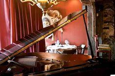 The Press Gang, Halifax, Nova Scotia. East Coast Canada, Oyster Bar, Grand Piano, Best Places To Eat, Food Service, Restaurant Recipes, Nova Scotia, Oysters