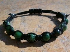 Ruby Zoisite Healing Energy Bracelet        Provides mental stamina and helps accomplish goals      Stabilizes emotions      Promotes positive energy      Works with the Heart Chakra    $15.00