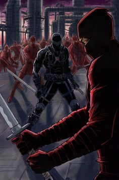 Snake Eyes by davidnewbold on DeviantArt