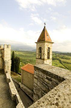 Nipozzano Castle