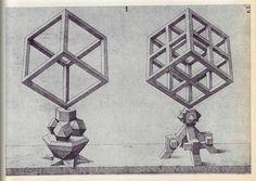 The Geometry of an Art – Wenzel Jamnitzer  Cliquer sur l'image pour admirer les magnifiques croquis ... http://www.graphicine.com/?p=1588