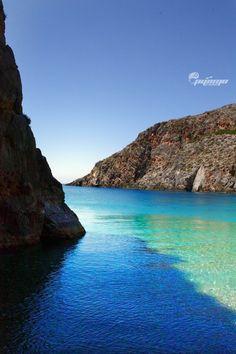 Agiofarago, Crete island, Greece. - Selected by www.oiamansion.com in Santorini.