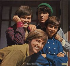The Monkees...I watched this constantly.