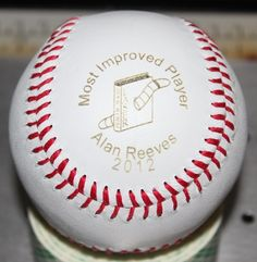 Can You Etch It - Baseball