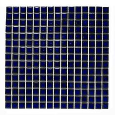 @Overstock - Perfect for indoor or outdoor settings, these modern tiles are impervious to water absorption and are frost-proof. These tiles feature a glazed porcelain construction.http://www.overstock.com/Home-Garden/SomerTile-12.25x12.25-in-Square-3-4-in-Cobalt-Porcelain-Mosaic-Tile-Pack-of-10/4804138/product.html?CID=214117 $57.98