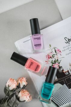Trend it up Tropicalize Edition Beauty Nagellack Nagellacke Beautyblogger