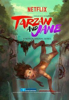 Tarzán y Jane Temporada 1 | HD720 MP3 ESPAÑOL 800MB | VS | 08/??