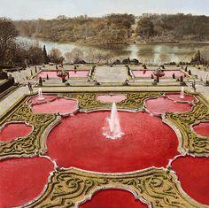Le Fontaine de la Sang-Michael Zavros