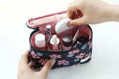 Warm Breeze Cosmetic Pouch | mochithings
