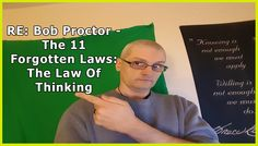 Re: Bob Proctor - The 11 Forgotten Laws: The Law Of Thinking  Day 28/62