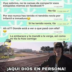 Que sed :'v Haha Funny, Funny Memes, Jokes, Mexican Memes, Pinterest Memes, Spanish Memes, Quality Memes, Comedy Central, Funny Stories