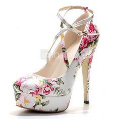 sapatos femininos bc rodada salto stiletto toe ™ bombas com sapatos zipper de 2016 por R$133.31