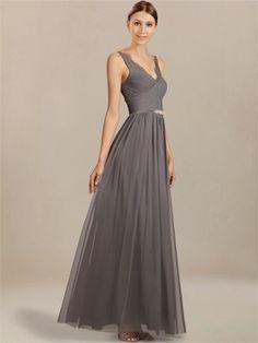 destination bridesmaid dress_Charcoal