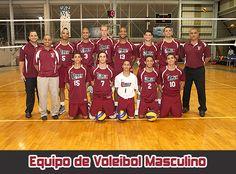 Equipo de Voleibol Masculino