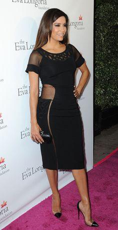 Eva Longoria at the Eva Longoria Foundation Dinner - 2014