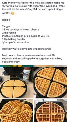 Low Carb Breakfast Recipes – The Keto Diet Recipe Cafe Ketogenic Recipes, Low Carb Recipes, Diet Recipes, Cooking Recipes, Keto Foods, Keto Postres, Desserts Keto, Comida Keto, Keto Waffle