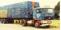 View topic - South Wales Hauliers sixties and seventies onwards. Classic Trucks, Cool Trucks, South Wales, Buses, Volvo, Britain, Cars, Vehicles, Image