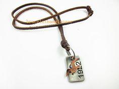 Jewelry leather necklace fashion necklace by braceletbanglecase, $8.00