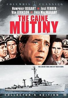 Rent The Caine Mutiny starring Humphrey Bogart and Fred MacMurray on DVD and Blu-ray. Get unlimited DVD Movies & TV Shows delivered to your door with no late fees, ever. Humphrey Bogart, Old Movies, Vintage Movies, Movies 2014, Famous Movies, Love Movie, Movie Tv, Movie Props, Movie Theater