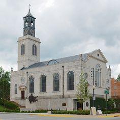 church st mary virgin fulton mo - Google Search