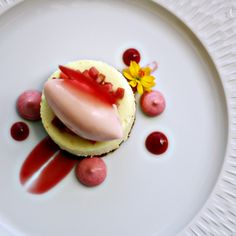 Antonio Bachour's desserts at the St. Regis Bal Harbour Resort