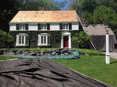 Blow-In Insulation with Roof Replacement in Storrs, CT