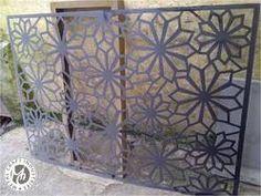 Jali Design Floral