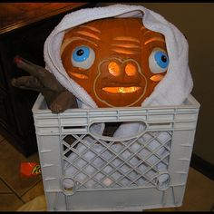 Employee pumpkin contest winner - Happy Halloween!