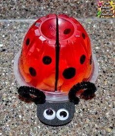 Resultado de imagen para aniversário ladybug