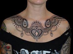 Tattoo by Saira Hunjan