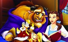 Movie Beauty And The Beast  Wallpaper