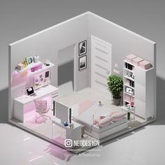 Study Room Decor, Room Setup, Room Design Bedroom, Bedroom Furniture Design, Home Studio Setup, Game Room Design, Aesthetic Room Decor, Cuisines Design, Dream Rooms