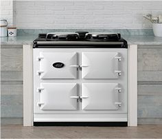 A home without an Aga is just a house