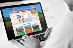 SM Aménagement - site internet